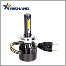 Small size design plug and play 60W H7 led headlight kit 10000 lumen h7 h11 h8 h16 9005 9006 led replacement headlamp bulb