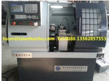 tomos CK6125A/CK6130A mini cnc lathe machine