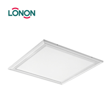 Factory Direct Sale White Color Ultra Slim 60x60 cm 36w 40w Office Ceiling Led Panel Light