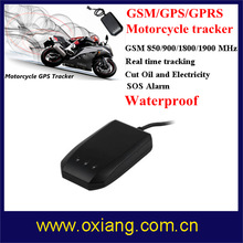 very well positioned Gps tracker motorbike TL2A