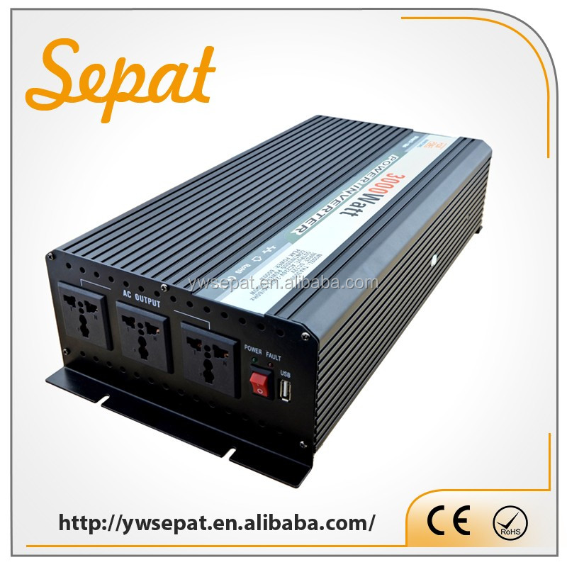 2KW 3KW 4KW 5KW Off Grid Solar Power Inverter dc to ac For Solar and Wind Hybrid System