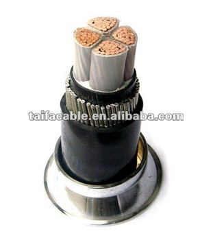 CU XLPE Insulated PVC Sheathed BS5467 Steel Wire Armored Underground Cable