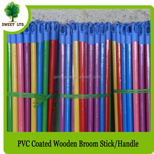 Sweet Hot sale natural broom handles wholesale/natural wooden broom handle/natural mop stick