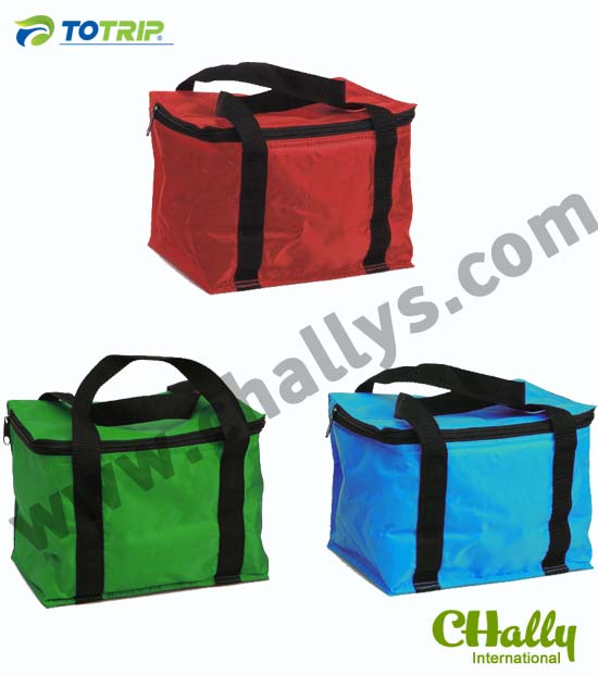 Promotional 6 cans cooler bag