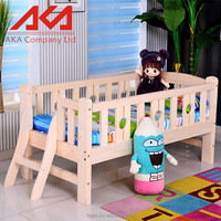 Bedroom furniture of modern quality childrens bed in wood