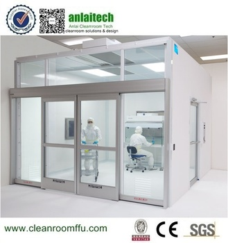 The Prefabricated Clean rooms By China Anlaitech with Low Price