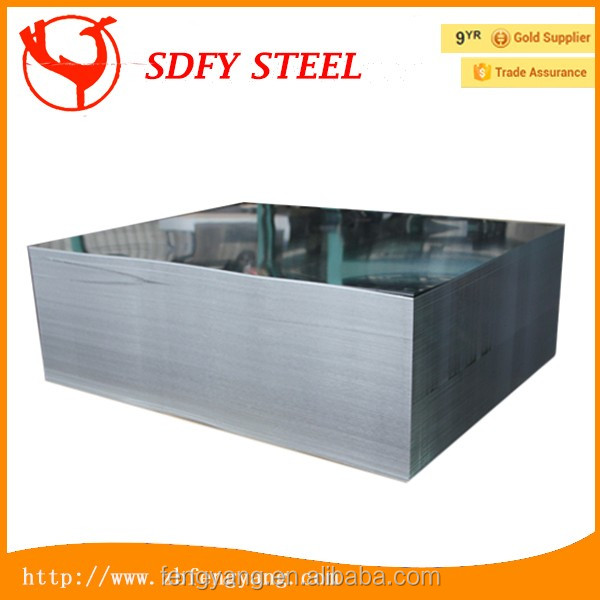 Top Quality 2016 Best price tinplate sheet