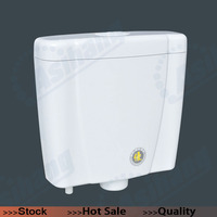 AS-006S Plastic Toilet Water Tank, Dual Flush Toilet Water Tank