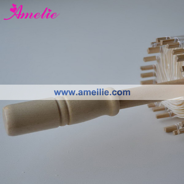 Chinese Amelie Personalized Decoration Bamboo Umbrella Parasols For Wedding Favors
