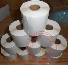 Direct thermal self-adhesive label