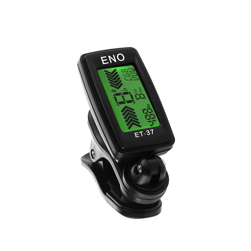 Electric guitars tuner ukulele tuner bass guitar clip-on tuner