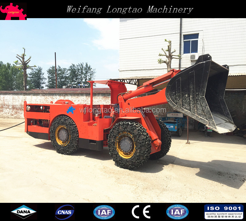 underground mining articulated hot sale lhd load haul dump for sale