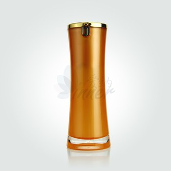 yellow airless bottle 30ml 50ml