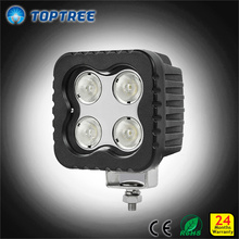 Newest Super Bright LED Work Light Offroad 60W LED Camping Light for 4X4 off-Road Car Head Lamp Auto Tuning LED Hunting Lights