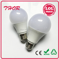 popular model 7w and 9w led bulb 3W-12W LED BULB Promotion Pricce