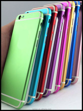 100% back for iphone 6 rear cover housing wholesale!