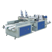 Fully Automatic Plastic Bag Making Machine