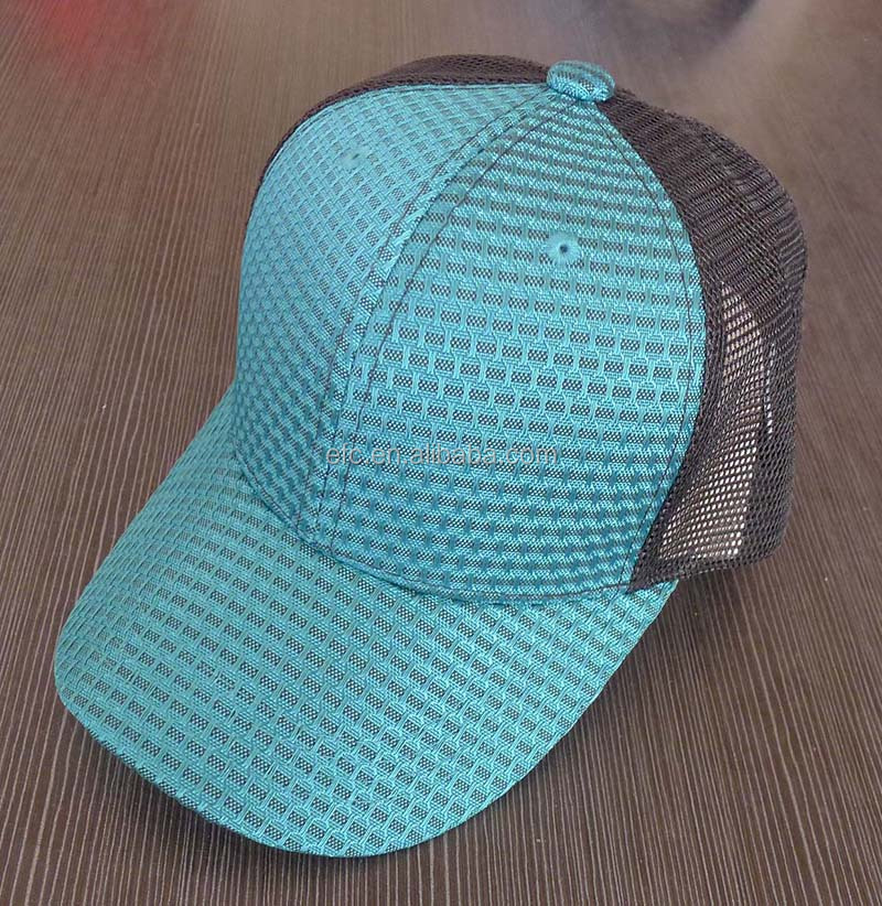 100% Polyester EF1705 Simple Style Baseball Caps truck cap