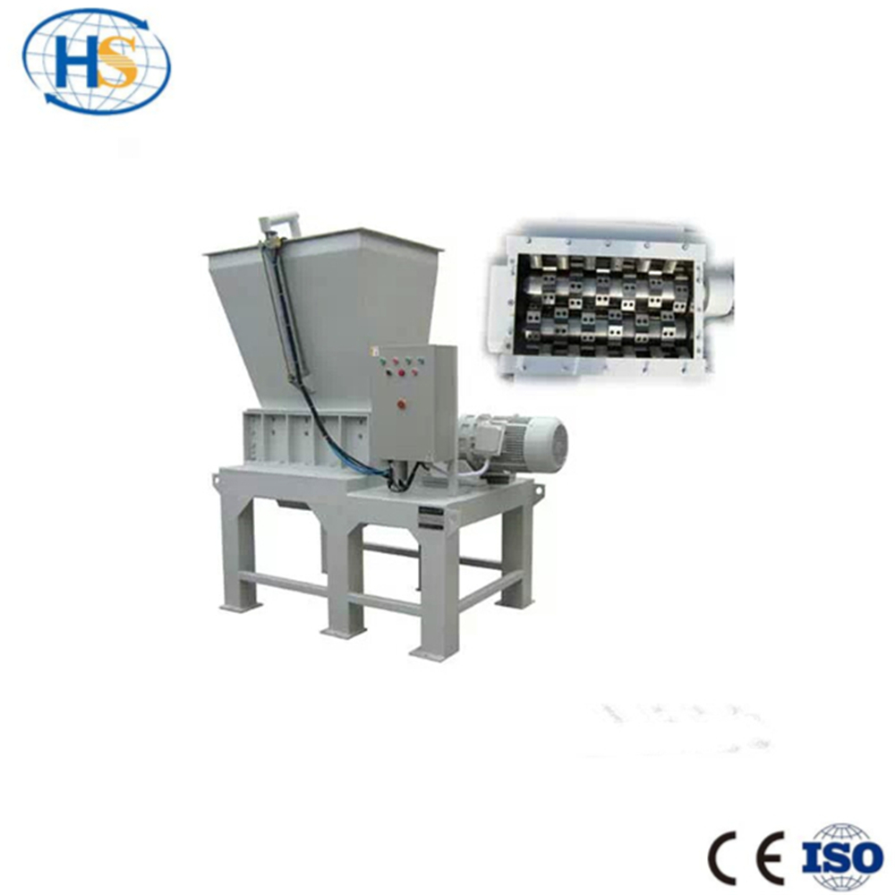 Electric Commercial Cabbage Metal Shredder Scrap Crush Machine