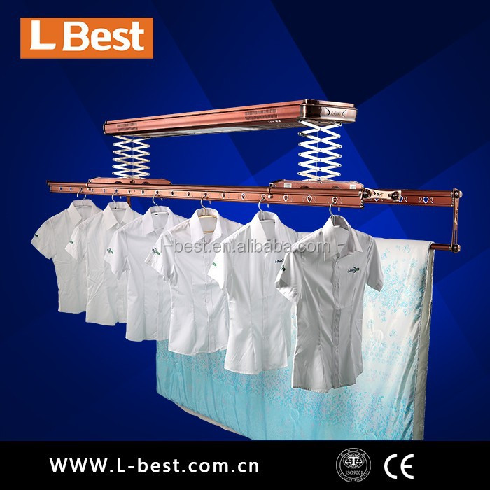 Automatic Hanging Clothes Rack system for wholesale