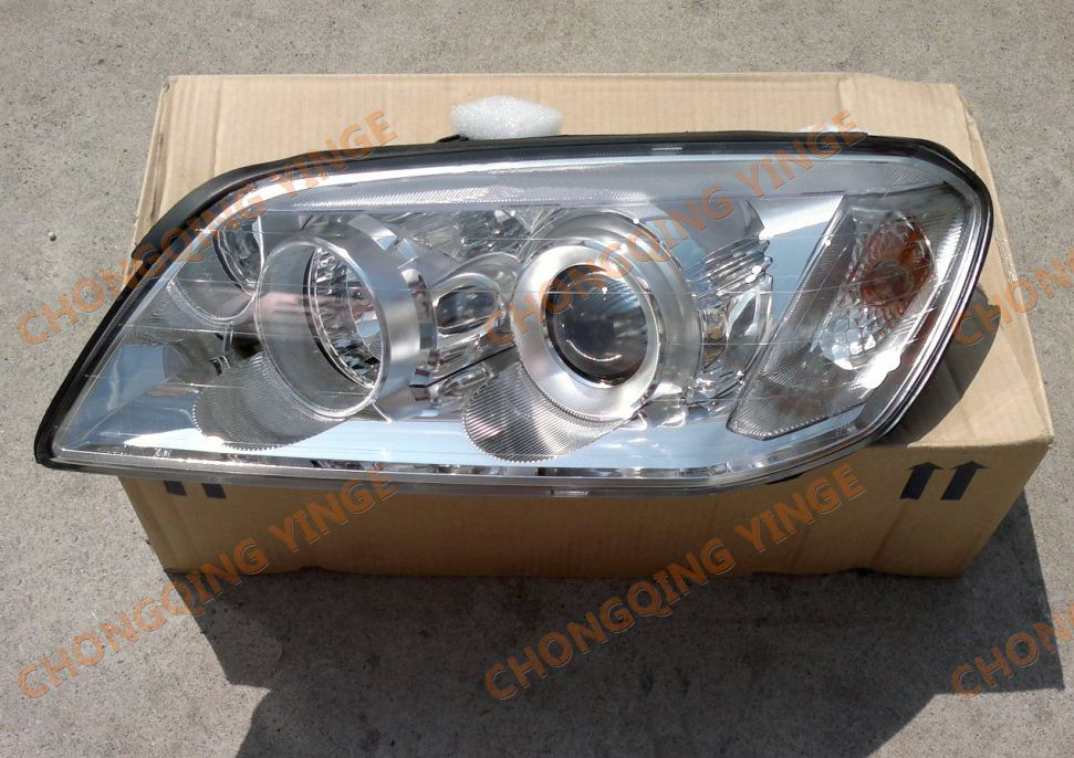 Accessories For Chevrolet Captiva 2007 Headlight