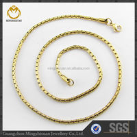 Fashion Accessories Gold Filled Fine Jewelry Indian Necklace