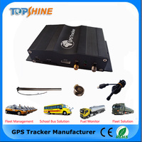 High Performance GPS Tracker Device For The Truck /Car/Bus/Taxis Support Fuel Sensor /RFID /Overspeed Alarm (vt1000)
