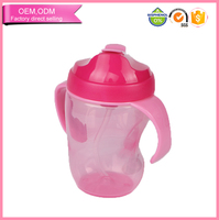baby items no minimum orders unique shape pp baby water bottle