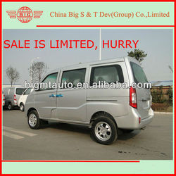 8 seats new used food van for sale