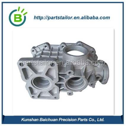 China manufactures custom die casting mould