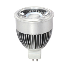 8W COB MR16 GU5.3 LED spotLight mr16 LED spot Lamp light bulb 12V AC/DC