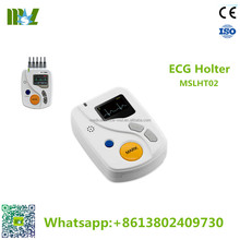 Dynamic ECG Holter hot sell ecg recorder 12 lead ecg analysis machine MSLHT02