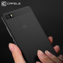 CAFELE Original Anti-fingerprint PP Cell Phone case for huawei p8 Ultra Thin PP Slim Mobile Phone cover for huawei p8 lite