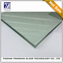 8mm Tempered Ultra Clear Laminated Glass