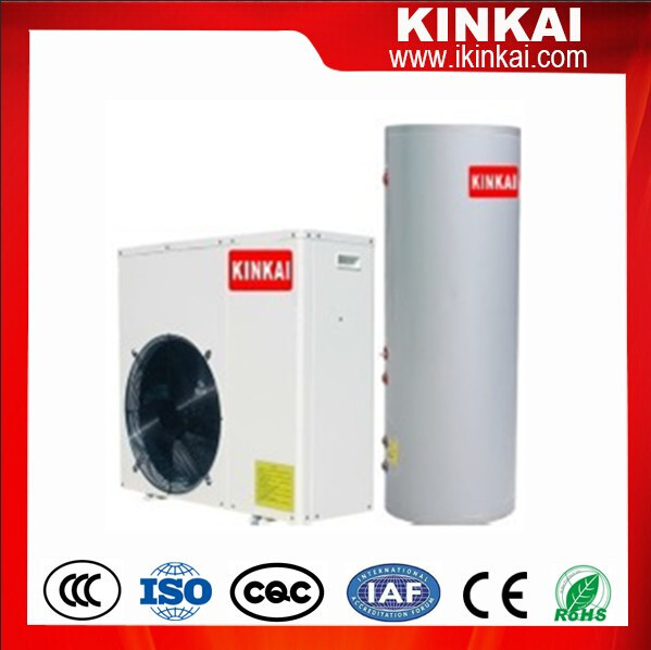Hot Sale Home Using Split Mini Air Heat Pump for shower hot water