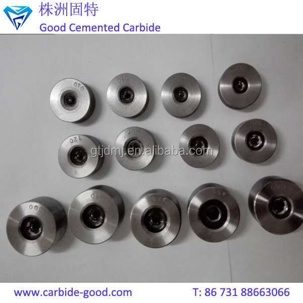 Tungsten carbide die for copper flat wire drawing