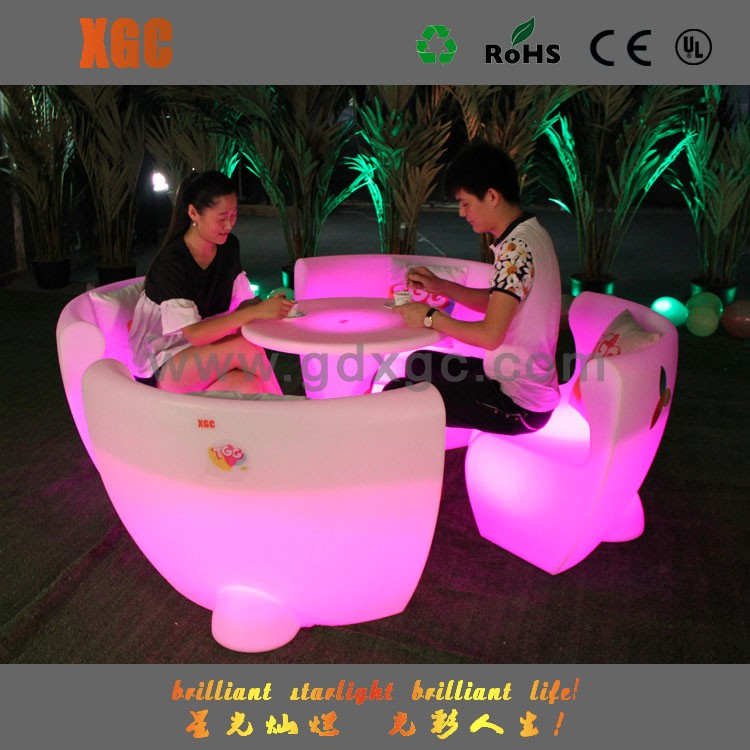 16 colours change led bar stool chair,outdoor plastic furniture glides for chairs