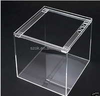 top grade acrylic fish bowls acrylic used fish tanks for sale