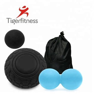 massage lacrosse ball by tiger fitness