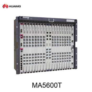 Huawei Optical fiber unit OLT MA5600T equipment