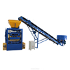 QTF4-24 small cheap concrete block brick making machine price in kenya