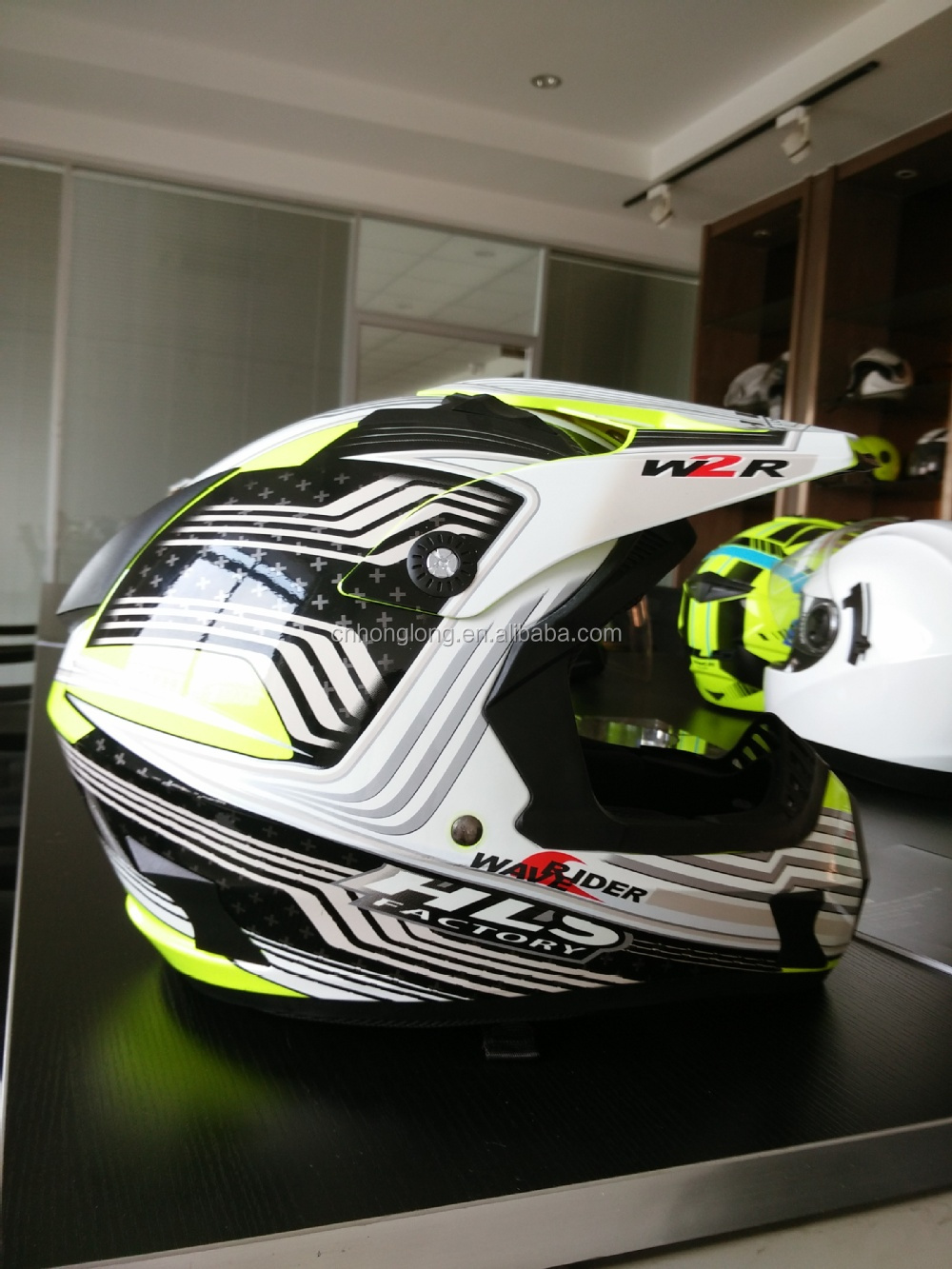 2015 New designed full face helmet with high quality ---ECE/DOT Approved