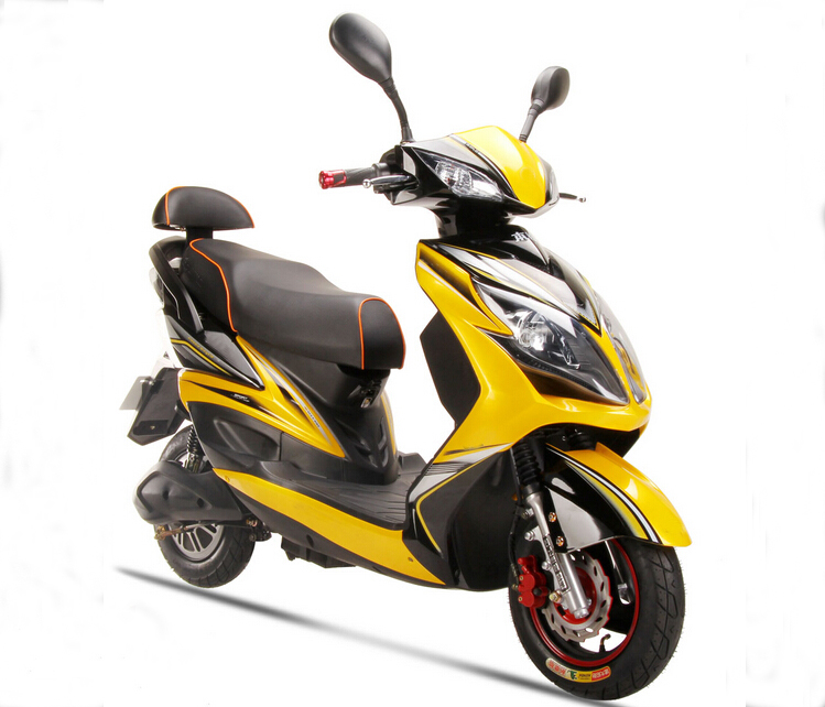 powerful sports adult electric motorcycle 1000w 60v for sale