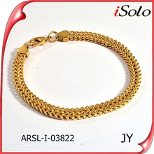 Hot New Products For 2016 Gold Chains Stainless Steel Bracelet Charms
