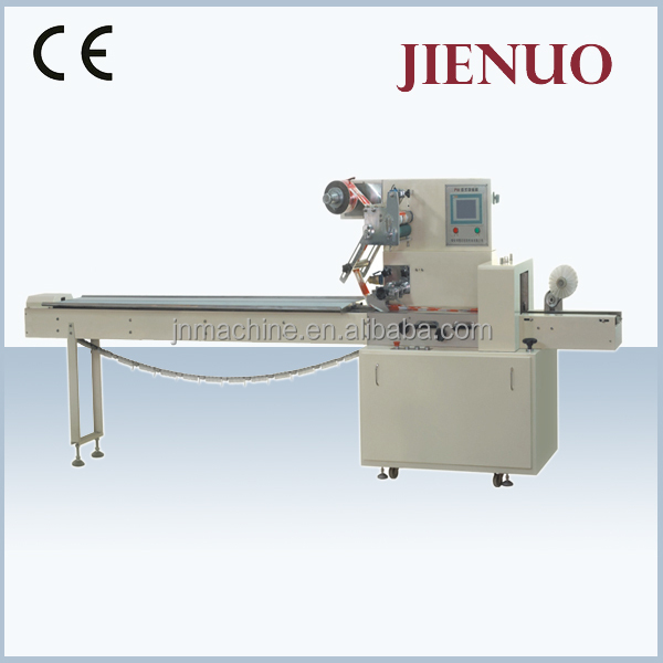 automatic chocolate bar pillow packing machine