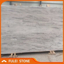 Cheap price high quality polished sunny grey marble