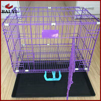Dogs Application and Pet Cages Carriers Houses Dog Travel Cage