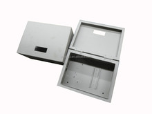 Custom steel case,steel fabrication metal case,metal box fabrication