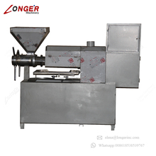 High Quality Almond Sunflower Sesame Oil Extraction Machine