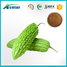 Best selling products dried bitter melon extract powder yellow brown Fine Powder
